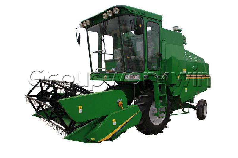 Rice & Wheat Combine Harvester