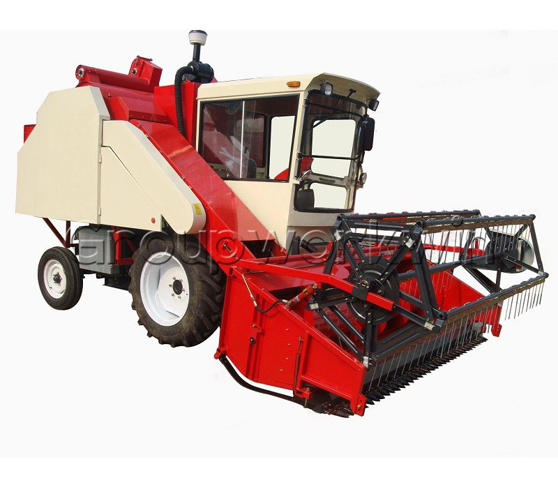 Soybean Harvesting Machine
