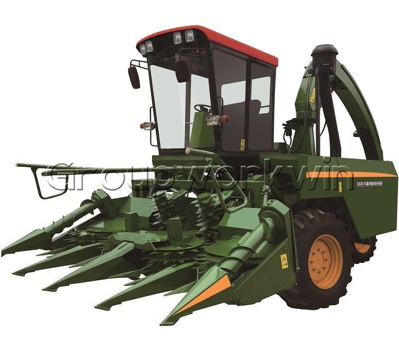Green Fodder Harvester