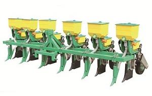 Vegetable Transplanting Machine