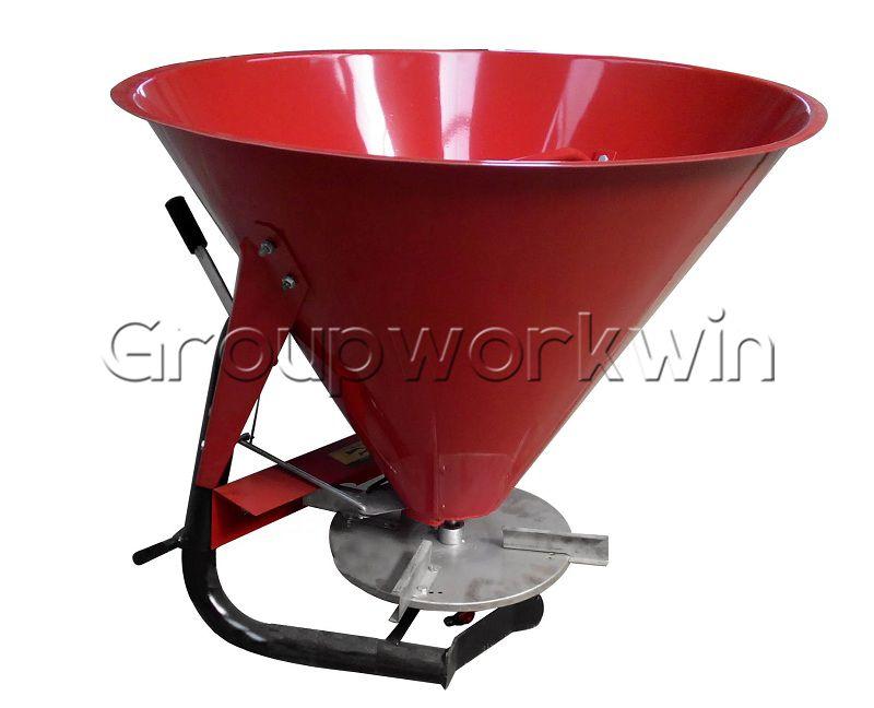 Round Fertilizer Spreader