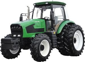 25hp-210hp Трактор