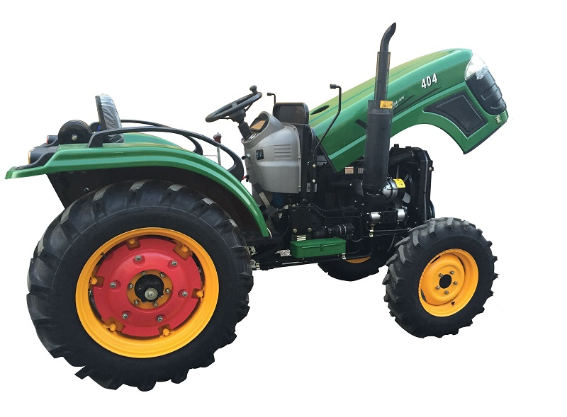 Middle Tractor